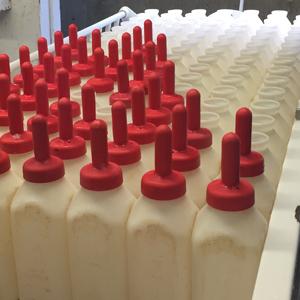 Calf milk bottles