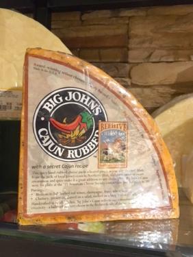 Big John's Cajun Rubbed in Southeast Asia