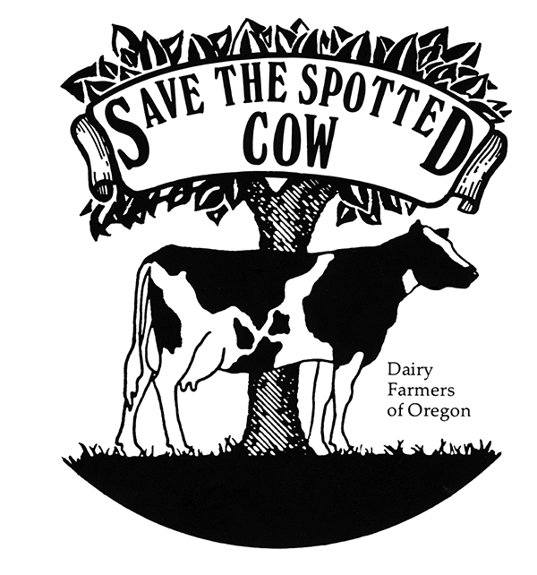 Save The Spotted Cow