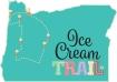 Oregon Ice Cream Trail Map