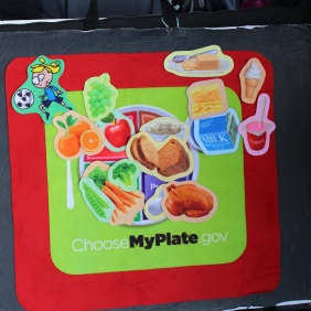 4 my plate poster
